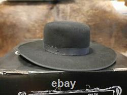 5x Beaver Felt Old West Western Real Cowboy Hat Boss Of The Plains Rodeo King