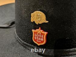 Genuine Stetson Hat 4X Beaver size 7 1/8