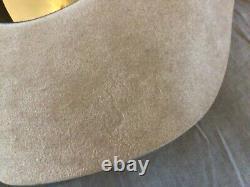 New 1990s Custom SHORTYS 100x PURE Beaver Size 7-1/8 $3400 NEW STETSON