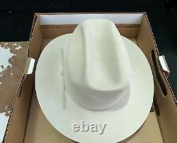 Rare Old School Gold Label 4X Stetson Cowboy Hat Size 7 1/8 Pristine Condition