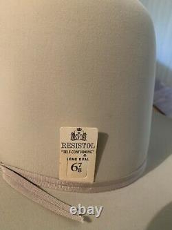 Resistol 100x pure beaver cowboy hat Vintage