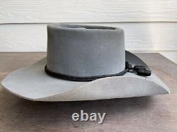 Resistol Clint Eastwood John Wayne Vintage Cowboy Hat 7 1/4 Western Cavalry