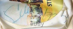 Selena Quintanilla Autographed Stetson Black Beaver Cowboy Hat Vintage