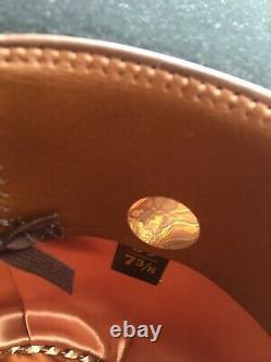 Stetson Diamante 1000X Black Beaver/Chinchilla Felt Cowboy Hat Retails $5k+