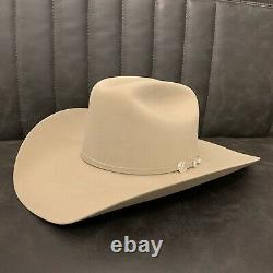 Stetson SENTRY Cowboy Hat Ranch Tan 7 1/4 58cm 4X Beaver Fur NEW Skyline