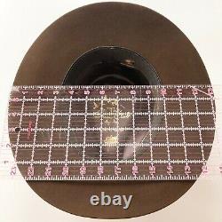 Stetson The Gun Club 4X Men's Western Hat Brown withBox 7 1/4 Amazing Condition