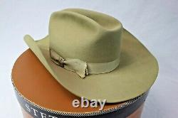 Unique John B. Stetson hat made for national cowboy hall of fame museum