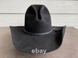 Vintage Antique Old West Cowboy Hat 7 1/8 SASS Tom Mix Gus Western 57Cm Resistol