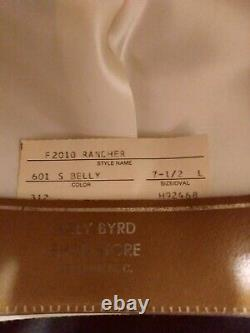 Vintage STETSON 4X BEAVER Rancher 7-1/2 Great Condition! No Box