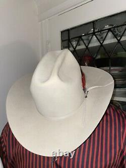 Vintage STETSON 4X BEAVER Rancher 7-1/8 Great Condition! No Box