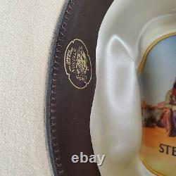 Vintage Stetson 5x Beaver XXXXX Hat Size 7 1/8 JBS Tan
